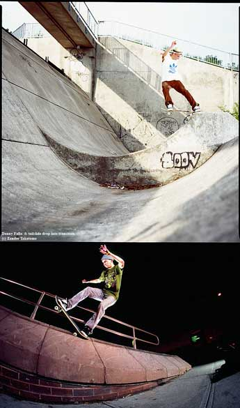 Danny Falla for Broadcast Skateboarding