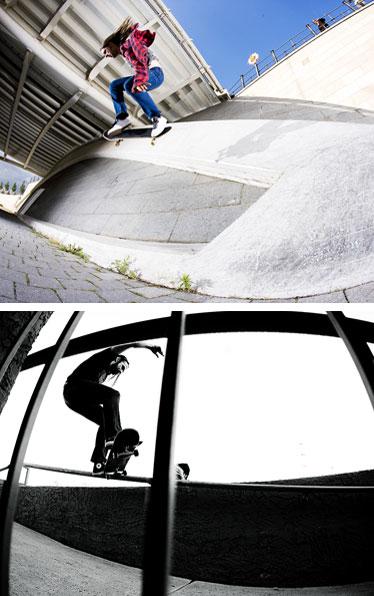 Ethan Fowler for Broadcast Skateboarding