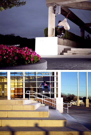 Jeremy Holmes for Broadcast Skateboarding