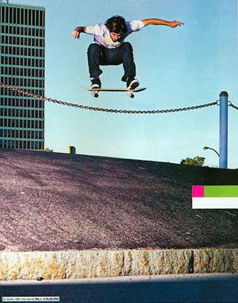 Kevin Coakley for Broadcast Skateboarding